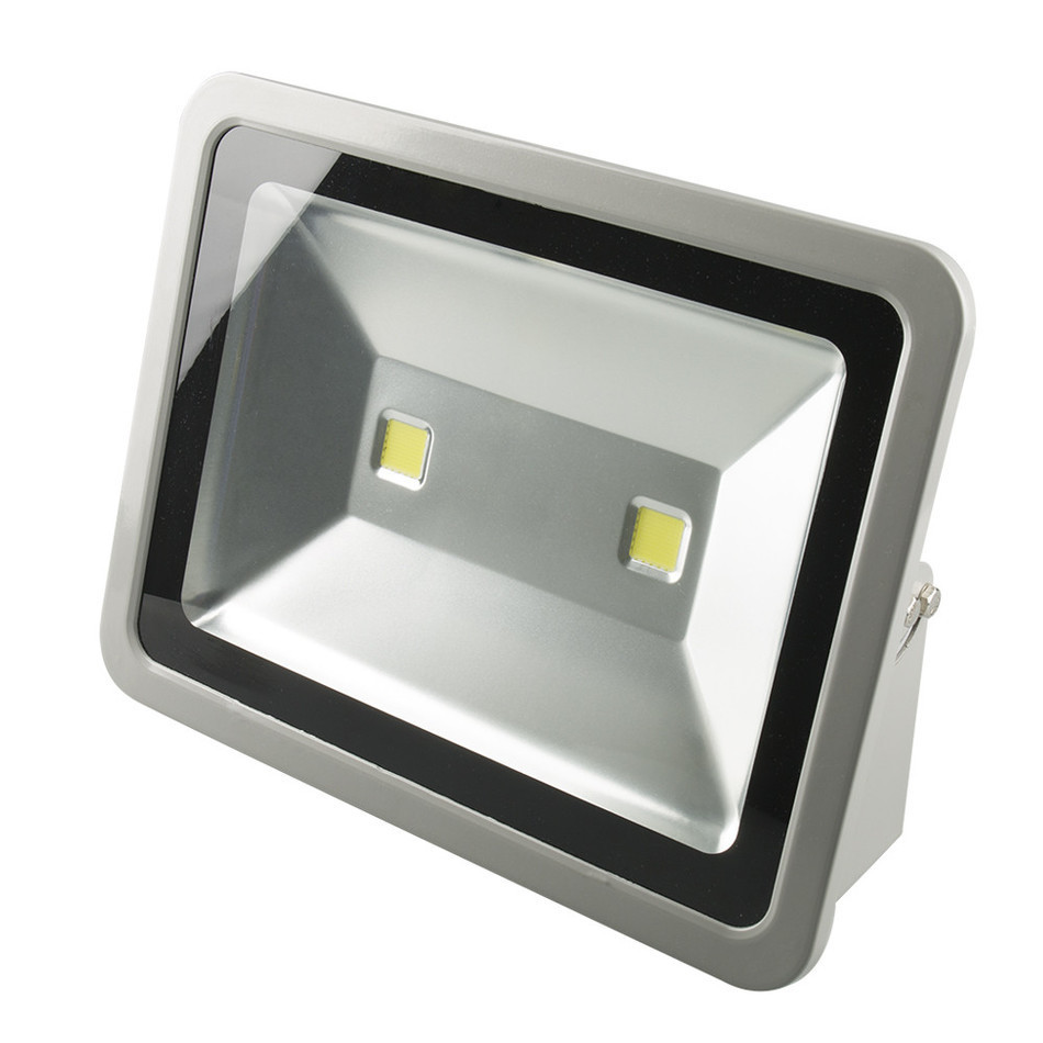 ФОТО LED Flood Light  AC 85-265 200W 16000LM IP65 Proyector Refletor Led Floodlight projecteur exterieur  Wall Lamp Garden Projectors
