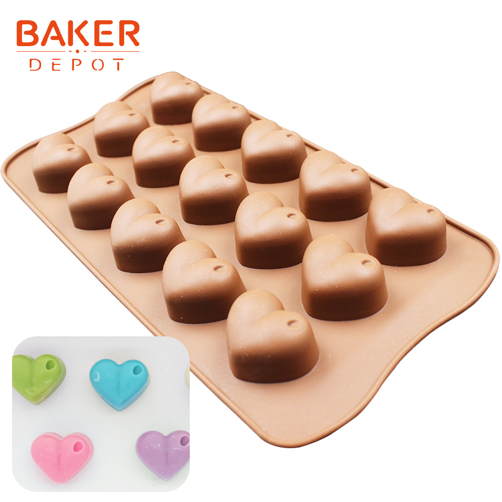 Bakeware Baker Depot Silicone Mold For Chocolate Cake Baking Form Silicone Candy Sweet Jelly Pastry Mould Fun Soap Ice Biscuit Gummy Tool Kitchen,dining & Bar