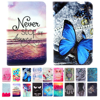 9 7 Pu Leather Case For Ipad 4 3 2 Dreaming Print Flip Case Smart Cover