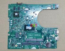 Dla Dell Inspiron 15 3568 DYXNC 0 DYXNC CN 0DYXNC 14236 1 PWB: CPWW0 REV: a00 i5 7200U płyta główna płyta główna laptopa płyty głównej testowany