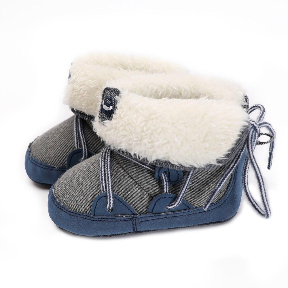 CHICHIMAO бренд Россия зима ребенок дети стиль хлопок загрузки зима малыш девочка мальчик зимние сапоги обувь 0-18 месяцев