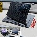 Superácidos sostenedor del teléfono del coche para el iphone 4s del teléfono celular del coche teleran soporte para teléfono móvil estante
