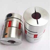 1 stücke CNC Motor Jaw Welle Koppler Flexible Spinne plum Kupplung D25 L30 4mm 5mm 6mm 6,35mm 7mm 8mm 9mm 9,525mm 10 12 12,7mm