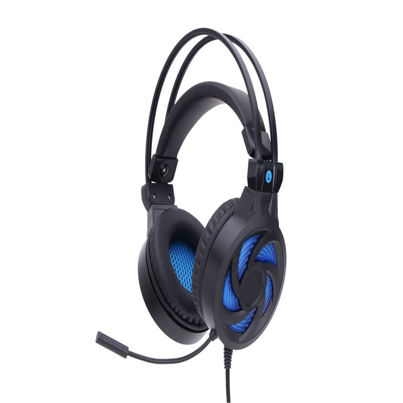 Surround Stereo Gaming Headset Headband Headphone 3.5mm with Mic for PC Futural Digital Drop Shipping AUGG11 ...