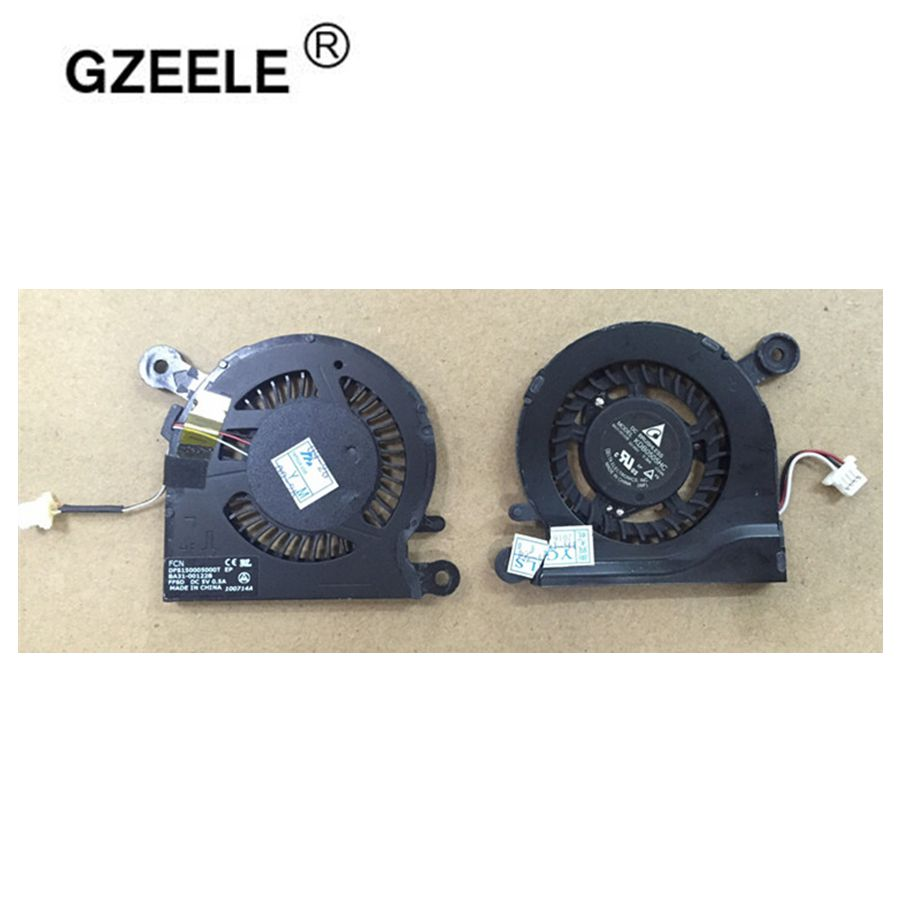 GZEELE new for New laptop cpu cooling fan for samsung NP905S3G 905S3G 915S3G NP915S3G NP910S3G 910S3G BA-00122B cpu cooling fan gzeele new laptop cpu cooling fan for samsung np530u3c 532u3c np535u3c np540u3c notebook computer replacements cpu cooling