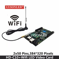 LYSONLED Huidu HD C10 C10C HD C30 Asynchronous Indoor Outdoor LED Video Display Controller Can Add