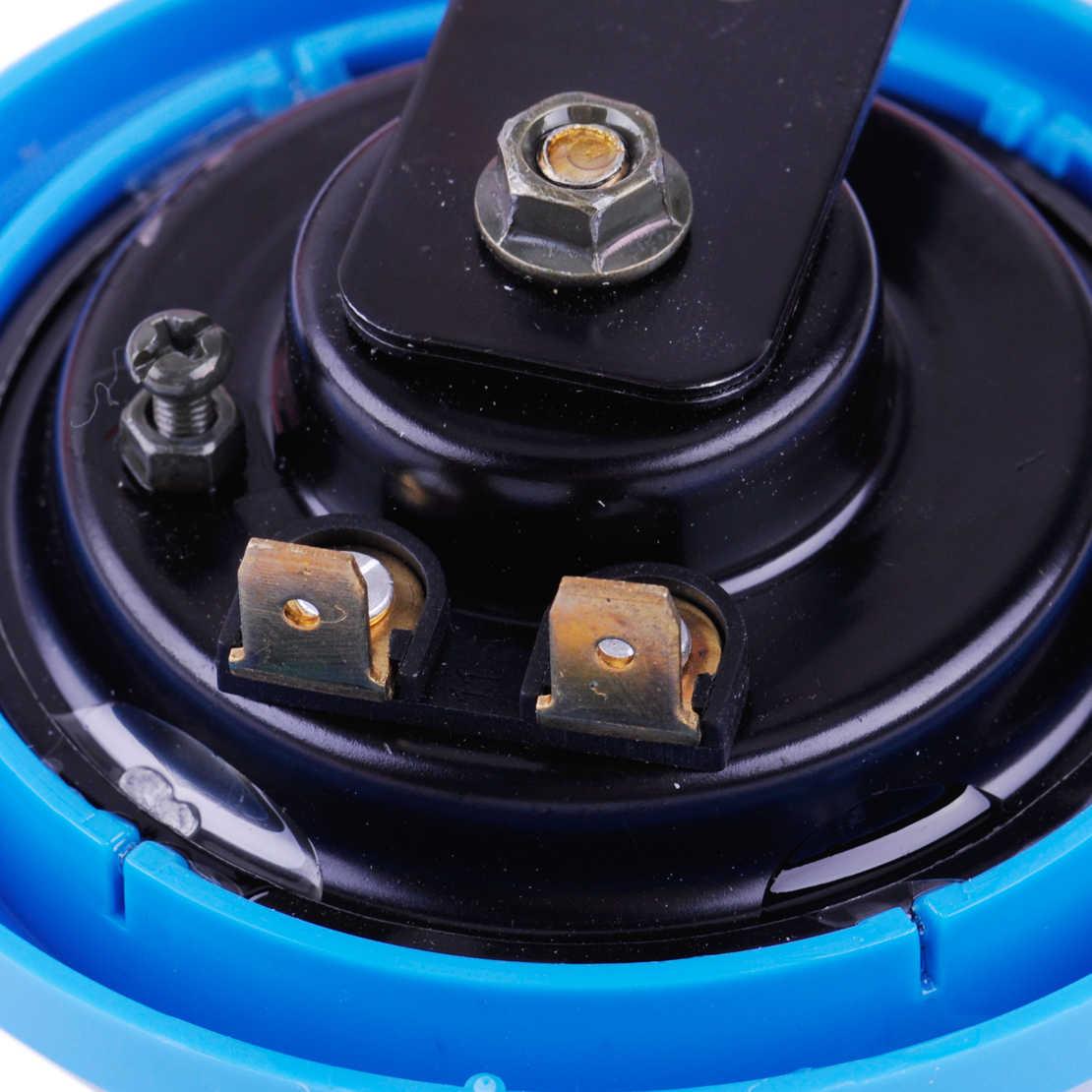beler Super Sound 12V Waterproof Loud 430Hz Snail Horn Motorcycle Motobike  Car Bike 105 dB Beep High Electric Bass Trumpet