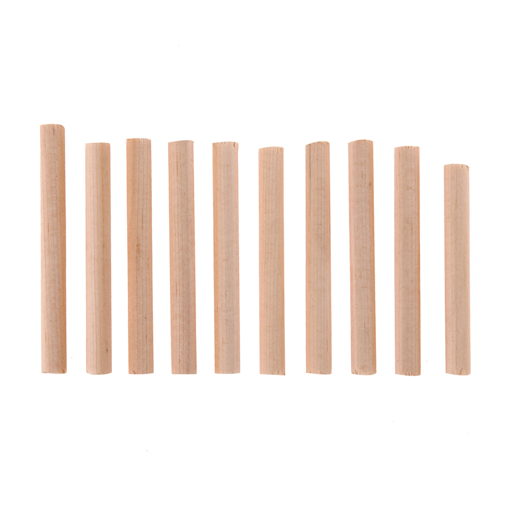 10pcs 4/4-3/4 Violin Sound Post High Quality Spruce Wood Violin Part for Musical Instrument Violin Parts & Accessories Wholesale