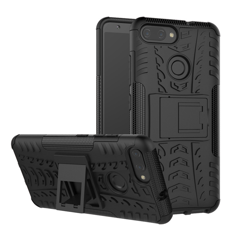 HEMASOLY Case For ASUS Zenfone Max Plus (M1) ZB570TL Case Shockproof For ASUS Zenfone Max ZC550KL Armor Case Heavy Duty Cover