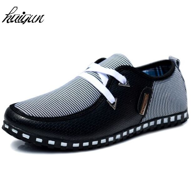 Fashion Men Casual Shoes Leather Loafers Slip On Mens Flats Driving Shoes SIZE 38-47 Trainers Zapatos Hombre new arrive leather fashion mens casual shoes cowhide driving slip on loafers men handmade flats shoes breathable zapatos hombre