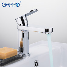 GAPPO Basin Faucet bath mixer tap waterfall bathroom mixer faucets bath water mixer Deck Mounted Faucets taps(China)