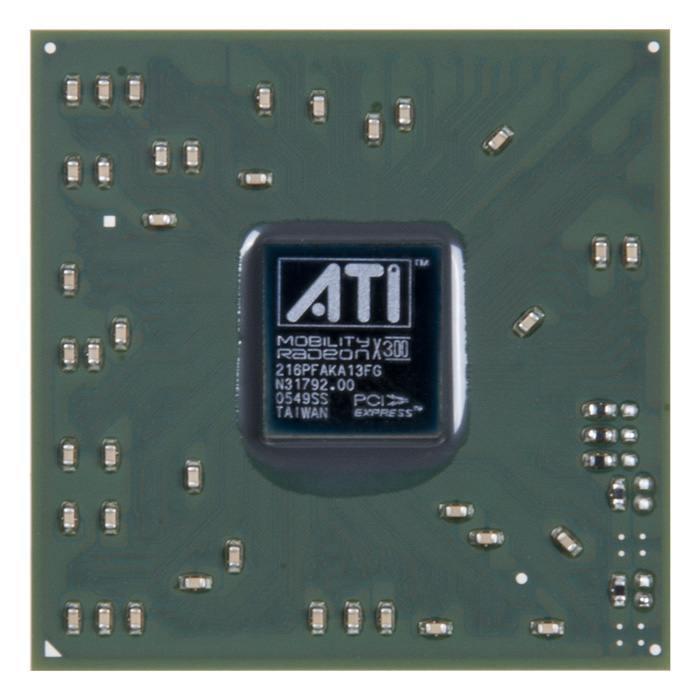 Mobility Radeon X300, 216PFAKA13FG segunda mano  Se entrega en toda España