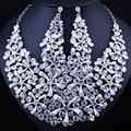 FARLENA JOYERÍA de la venta Caliente de Alta Calidad de Cristal Collar de diamantes de Imitación Set Moda Joyería de Los Granos Africanos Set