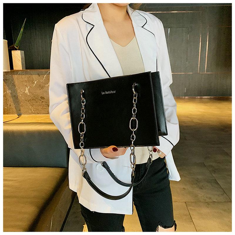 Spring And Autumn New Women Bag High Capacity Korean Version Shoulder Crossbody Bag  Handbags Tote C41-96