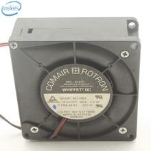 WT12B3 0.42A Ventilador De Refrigeração Do Ventilador DC 12 V 5 W 4000 RPM 8032 80*80*32mm 2 fios