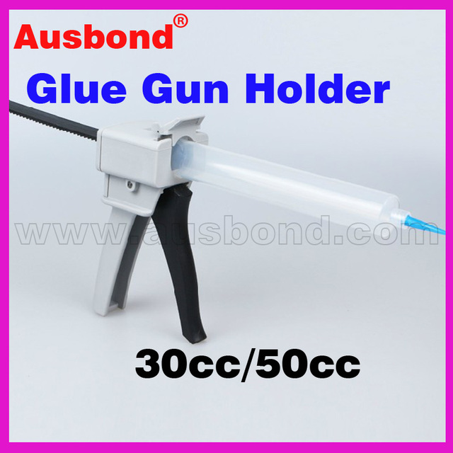 Whole 50ml Glue Gun Manual Syringe Dispenser Solder Paste Adhesive Liquid Free Dhl