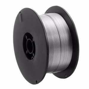Image 1 - 1 rulo paslanmaz çelik katı özlü MIG kaynak teli 0.8mm 500g/1kg teller için gıda/genel kimyasal ekipman