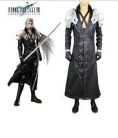 Final Fantasy VII: Sephiroth Shin'Ra Hero Cosplay Costume