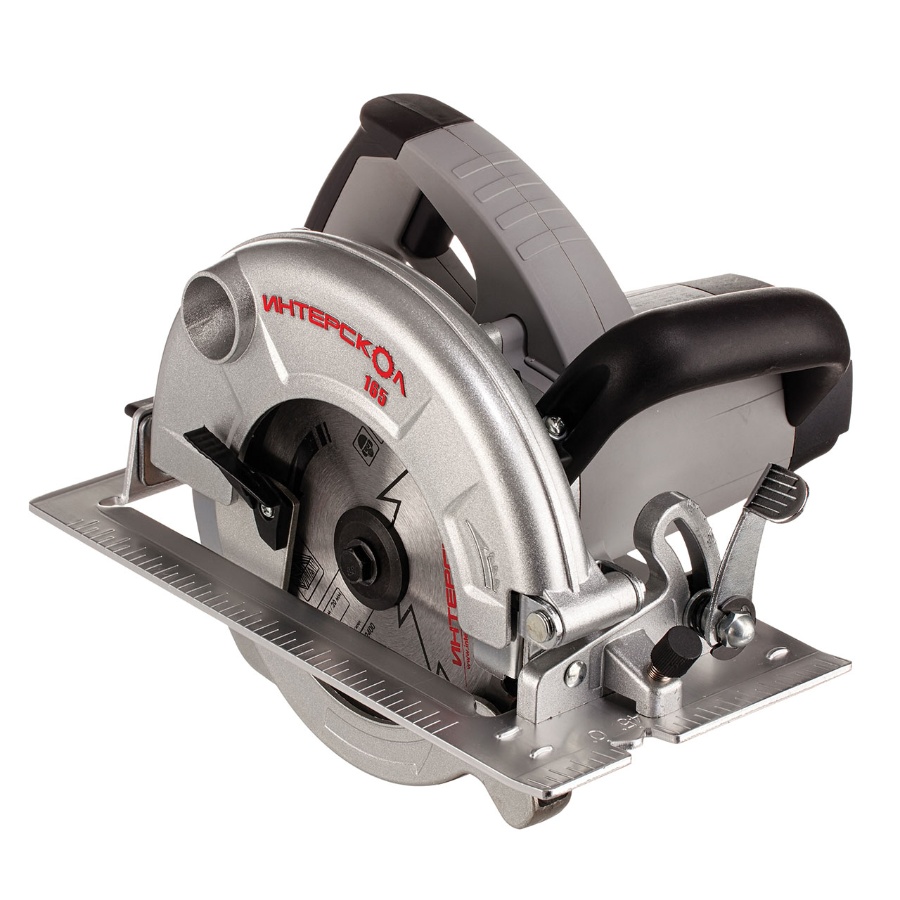 Circular saw Interskol DP-165/1200 цена