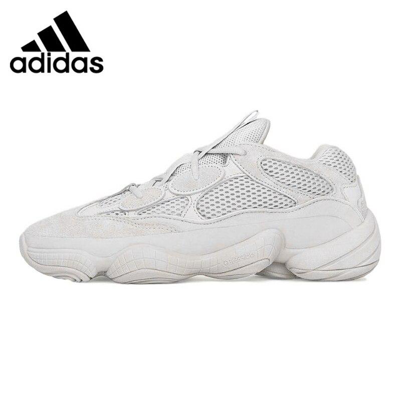 Adidas Yeezy Desert Ratto 500 Blush, fard degli uomini e delle Donne Runningg Scarpe, Bianco, non-slip di Usura-resistente Traspirante DB2908