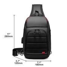 Men's Chest Bag Multifunctional