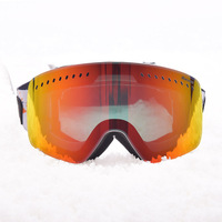 Professional Anit fog Ski Goggles Men Women UV400 Snow Glasses Skiing Mask Large Spherical Snowboard Double Lens Winter Eyewear