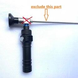Hohe CRI phlatlight led endoskop lichtquelle Flexible endoskop ENT lampe medizinische lichtquelle in endoskop licht/FY103 WOLF