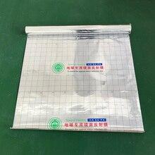 5M2/лот энергосберегающая алюминиевая фольга изоляция тепловой материал электрическая система подогрева полов светоотражающая пленка