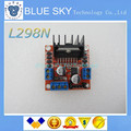 Special promotions 10pcs/lot L298N motor driver board module L298 for arduino stepper motor smart car robot