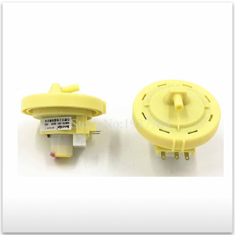 For Sanyo Rongshida Little Swan Washing Machine Water Level Switch Kd4-10b 4-speed Mechanical Type Level Sensor Laundry Appliance Parts