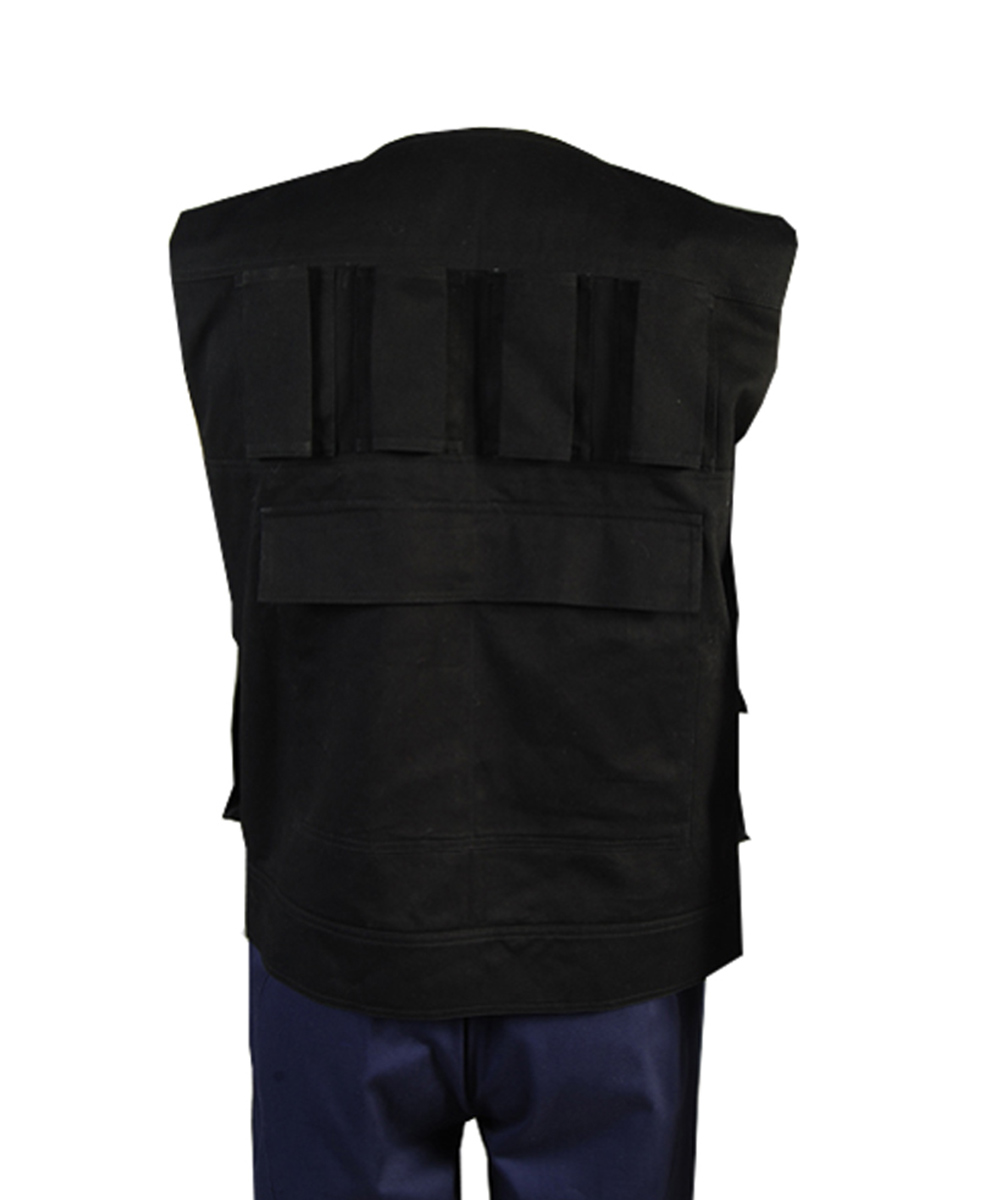 Image 5 - Star Wars ANH A New Hope Han Solo Costume Vest Only Top Costume Halloween Carnival Cosplay Men-in Movie & TV costumes from Novelty & Special Use
