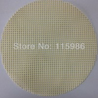 58CM Square For Steam Cabinet And Steaming Tub Silicone Sheet Dim Sum Mesh Non Stick Mesh