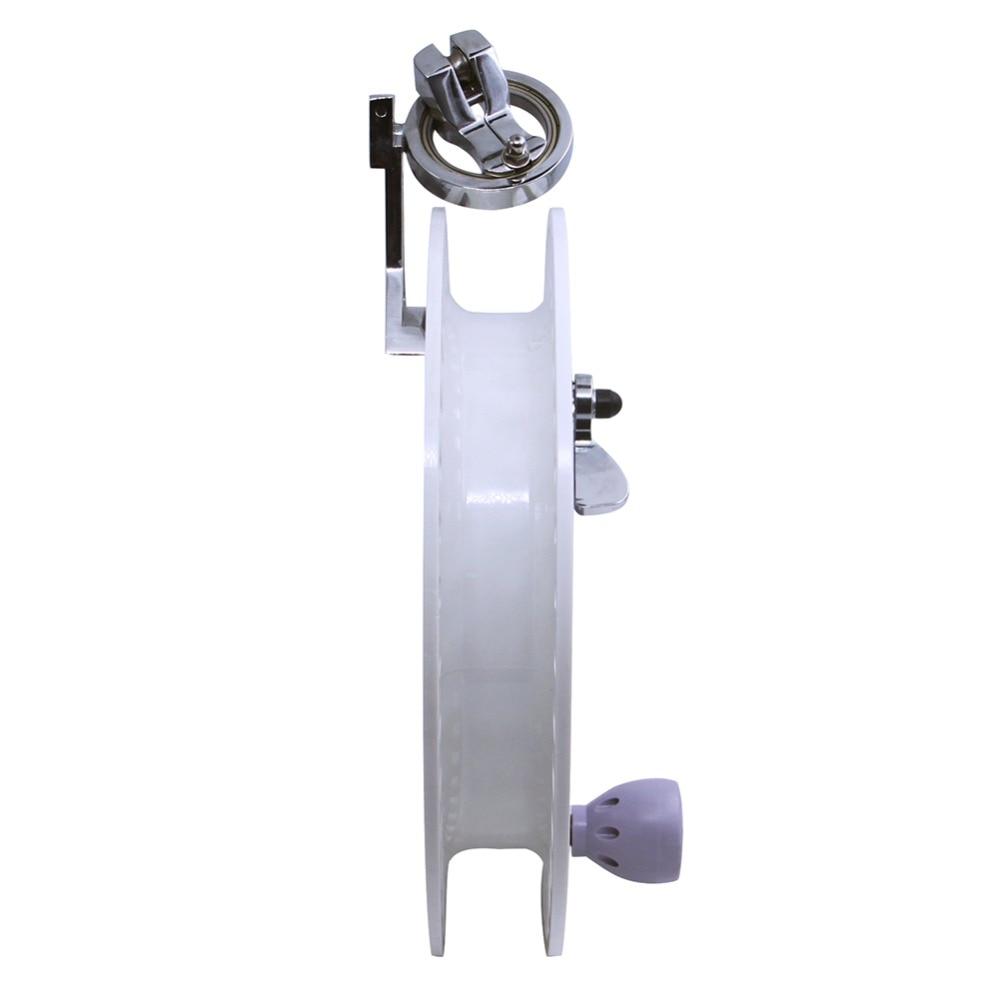Emmakites 27 cm enrouleur de cerf-volant professionnel enrouleur de ligne de cerf-volant pour adulte grand cerf-volant volant frein à main Design Non-retour - 3