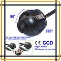 CCD HD Ночного Видения 360 градусов Автомобильная Камера Заднего вида Передняя Камера Спереди Вид Сбоку Заднего Резервного Копирования Камера Помощи При Парковке