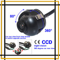 CCD HD Night Vision 360 degree Car Rear View Camera Front Camera Front View Side Reversing Backup Camera Parking Assist