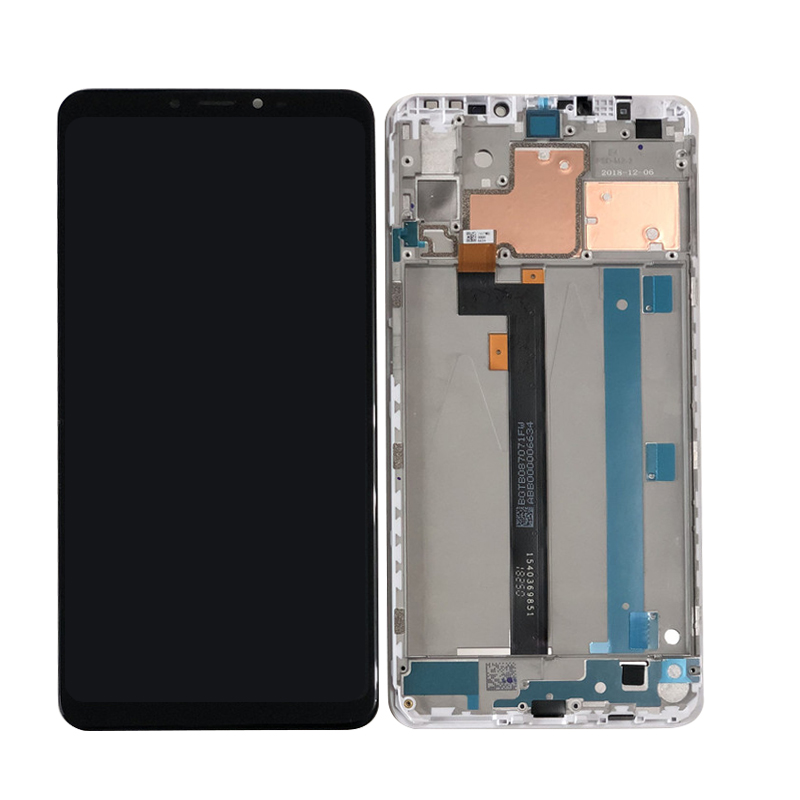 "Image 2 - Original M&Sen For 6.9"" Xiaomi Max 3 MI Max3 LCD Screen Display With Frame And Touch Panel Digitizer For Xiaomi Mi Max 3 Display-in Mobile Phone LCD Screens from Cellphones & Telecommunications"