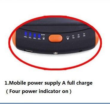 Солнечная батарея 23000 85Wh ! mp/s23000