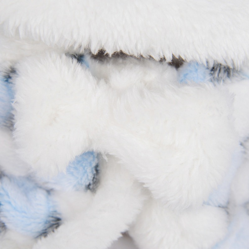 Pet Dog Clothes Pet Sweater Cloak With Ear Ball For Chihuahua Small Dogs Pet Dogs Clothing