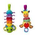 0 M + carrinho de Bebê Brinquedo mordedor Chocalho Móvel Berço de pelúcia brinquedos jouet brinquedos infantis juguetes bebes pará