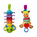 0M+Baby stroller Toy teether Mobile Rattle Crib plush toys brinquedos infantis juguetes para bebes jouet