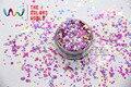 RI321-320 Mix tamaño Mix Colors ronda dot forma para Uñas de Arte y material de bricolaje