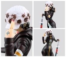 One Piece Action Figure Trafalgar Law Girl Ver PVC Figure Toy