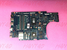 CN-0Y8N7H 0Y8N7H Y8N7H For DELL 5567 5767 Laptop Motherboard With SR2ZU i5 cpu BAL20 LA-D801P DDR4 100% Tested