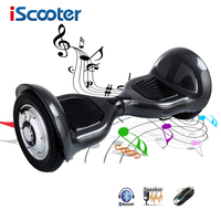 IScooter Hoverboard 6 5 Inch 10 Inch Smart Balance 2 Wheel Electric Scooter Bluetooth Skateboard With