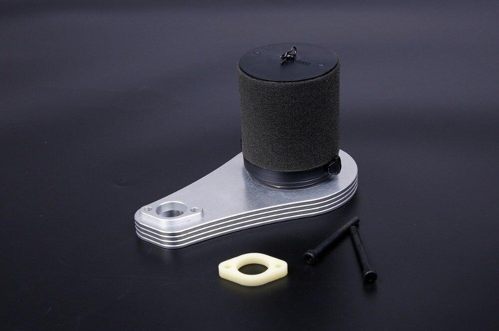 1/5 échelle Losi 5ive-T/KM X 2/Rovan LT Métal filtre à air moyen pont mixte 1 870601
