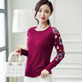 Women sweater and Pullovers 100% cashmere Clothes 2016 Winter New fashion sweaters Hot Sale O-neck Pure Cashmere Knitted Tops