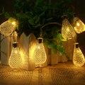 1 м 2 м 3 м 4 м аккумулятор рождественские гирлянды из светодиодов рождественские огни фея рождество ну вечеринку сад свадьба огни украшения занавес дома