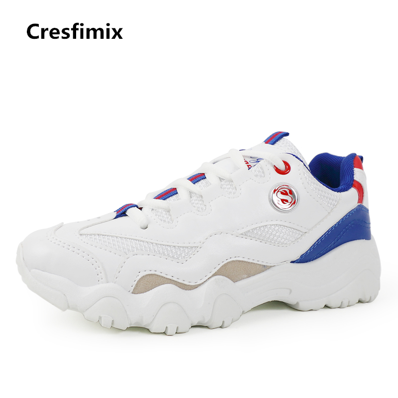 Cresfimix zapatos de mujer women cute breathable outdoor shoes female casual travel height increased shoes lady cool shoes cresfimix zapatos de mujer women casual plus size retro flat shoes lady leisure spring