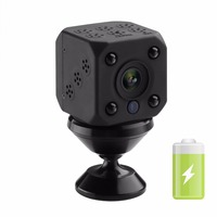 SANNCE 720P Home Security IP Camera Built In Battery Wireless Smart WiFi Camera WI FI Surveillance