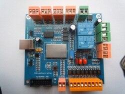 USBCNC cncusb 3 4-osi Mk1 usb cnc wymiana MACH3 wymiarów makro grawerowanie
